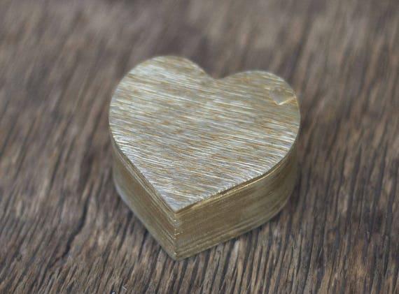 box herz ring ohrringe ring box holz geschenk. Black Bedroom Furniture Sets. Home Design Ideas