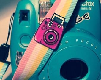 Polaroid Pin (Instax Mini 8)