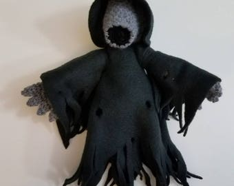 Dementor - Harry Potter Crocheted Dementor