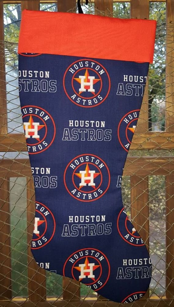 Astros Christmas Stocking
