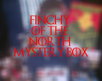 Finchy of the North - MYSTERY bundle - Charity listing!