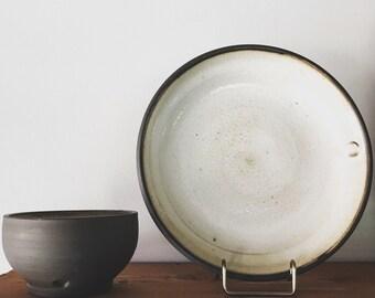 Stoneware Breakfast Set