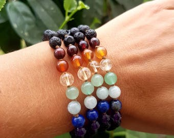 NEW Chakra stabilizer bracelets, Made to Order