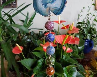 Ocean dreams dressed in colors - new OOAK suncatcher