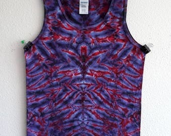 Small Tie Dye Tank Top!