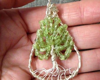 Peridot tree of life