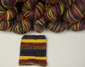 Common Tater - Self Striping Sock Yarn - Corriedale or Targhee (superwash wool with nylon) - Fingering or Sport weight