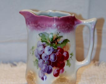 "Vintage Pitcher 5"" Tall"