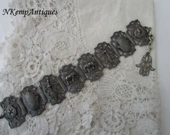 Old filigree bracelet