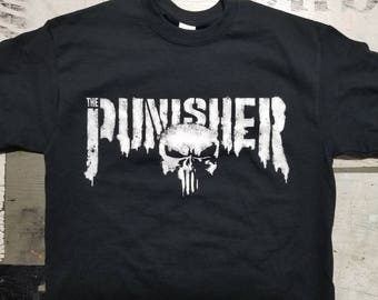 The Punisher Newskull Daredevil Netflix Shirt T Shirt