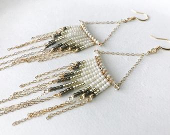 Pabna Beaded Earrings