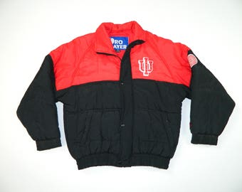 Vintage Indiana Hoosiers pro player Jacket