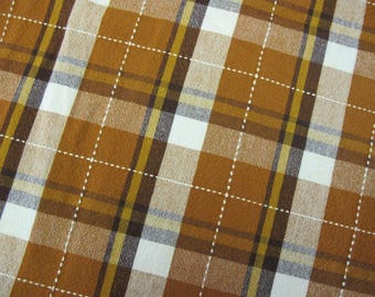 Brown Tablecloth Etsy