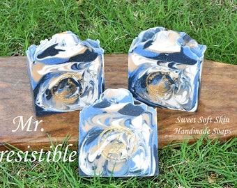 Mr. Irresistible Soap Bars