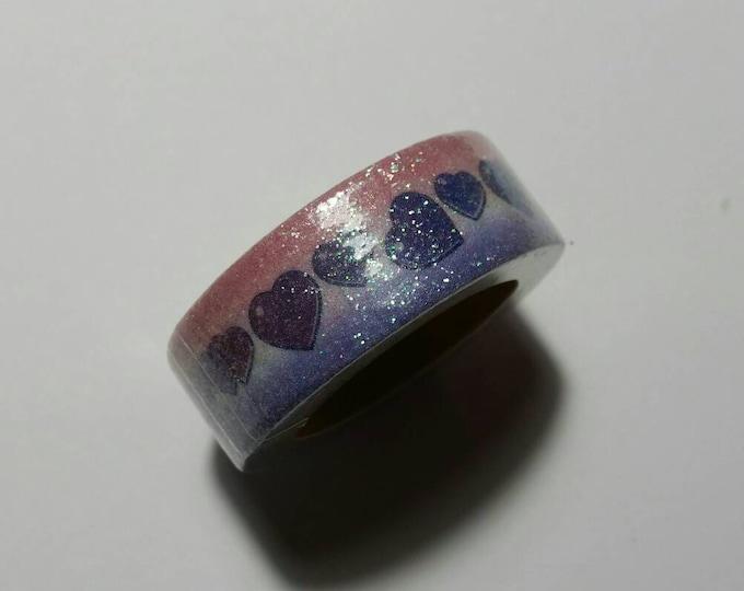 Glitter Washi Tape Roll