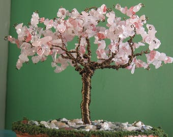 Happy Wire Cherry Blossom Trees