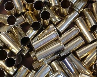 44 Rem Mag - 45 Colt - 500 S & W Magnum - Other Pistol Range Brass Casings