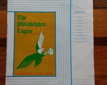 1960s Philadelphia Eagles book cover
