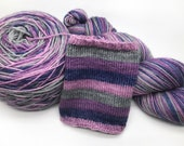 Fangirl Collection Swindern Sock 'Isabelle' Self Striping Hand Dyed Yarn