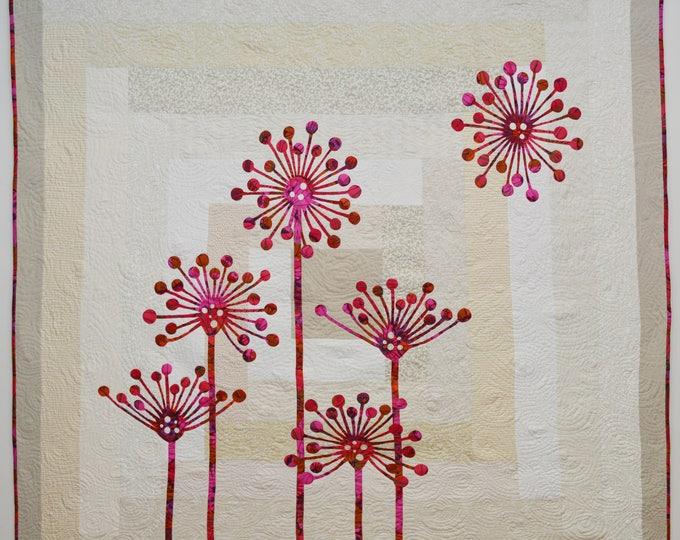 My Dandelion WIsh Quilt Pattern