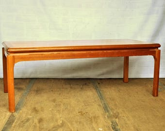 Vintage Teak Coffee Table by Nathan - Great condition - Bargain