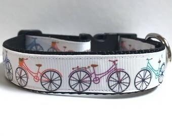 "1"" Going on A Bike ride collar"