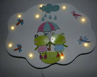 Snooze light snooze light - night light - baby - gift