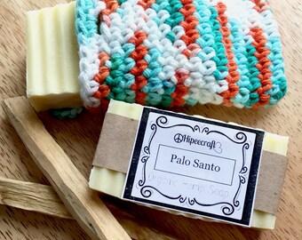 Organic Soap Organic Soap Bar Organic Hemp Soap Bar Palo Santo Bar Soap