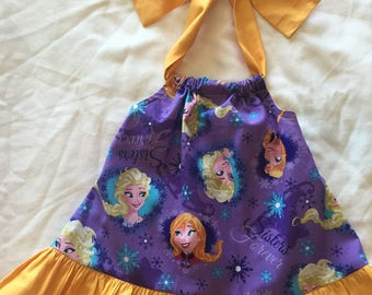 Disney Frozen Sisters Forever Dress 6 Months