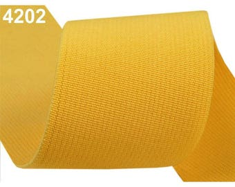 5 yellow 4202 cm elastic band
