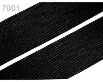Ribbon and a 2 cm black 7001