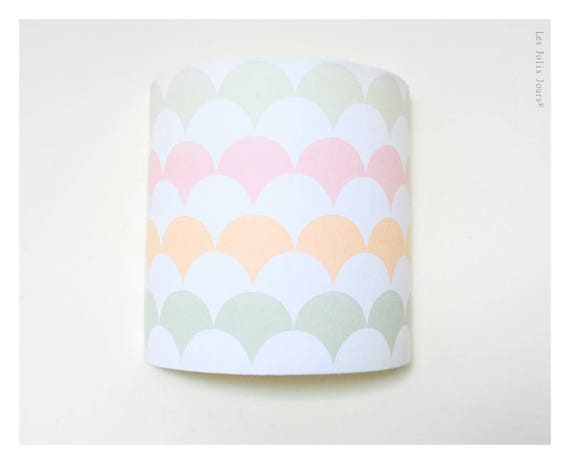 PASTEL Wall Sconce