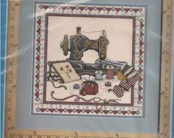 Candamar Design Sewing Counted cross stitch #050796