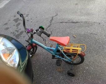 Great Batavus vintage kids because bike with bell
