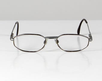 Jaguar men glasses, spectacle frame, vintage eyeglasses, vintage spectacles, vintage specs