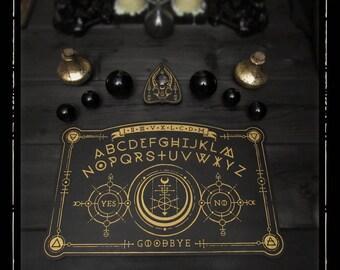 Ancient Alchemy Spirit Board - Ouija Board - Full Size
