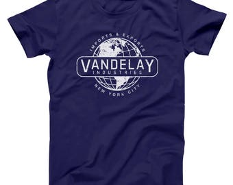 Vandelay Nyc Sienfeld Funny 90S Humor Costanza Seinfeld Basic Men's T-Shirt DT1843