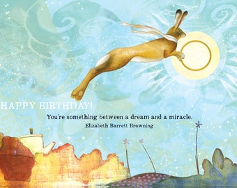 471 Dream & Miracle - Birthday Card