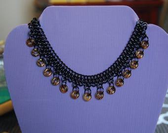 European 4 in 1 necklace