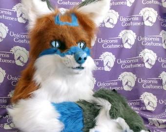 Custom Partial Costume (Fursuit)