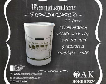 25 Litre fermenting Bucket