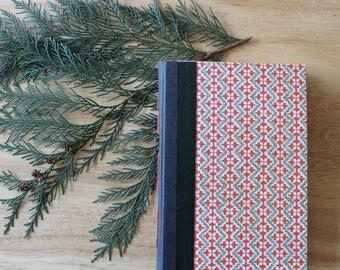 02 ENERGIZE - hand-bound artist's sketchbook