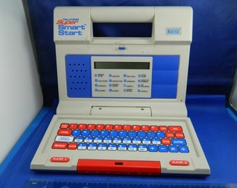 VTech Talking Super Smart Start Toy Computer - Working - Very Good Condition