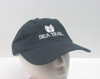 Sea Trail hat cap seahorses