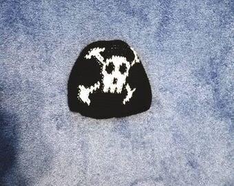 Skull Knitted Beanie