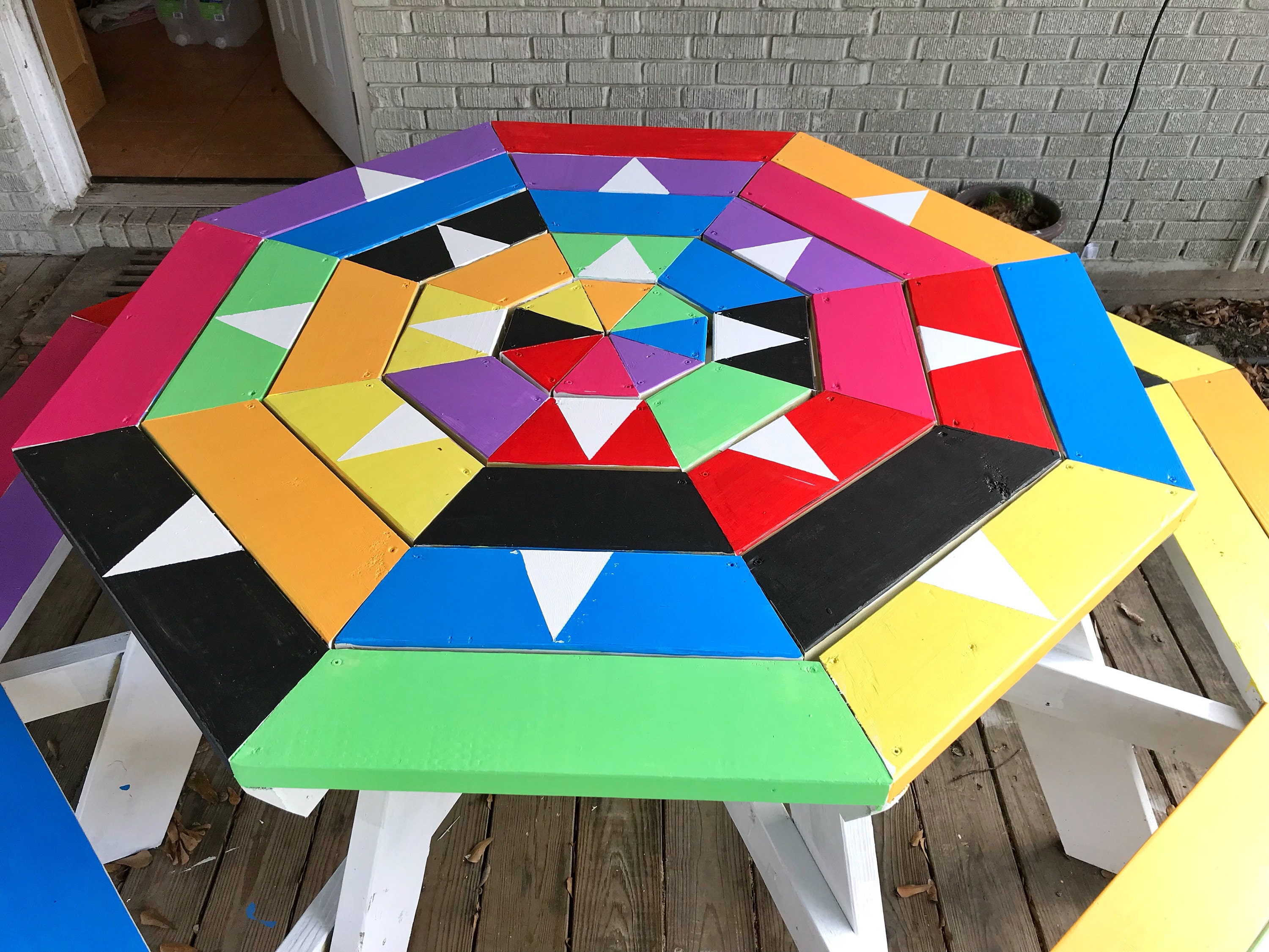 Octagonal Table