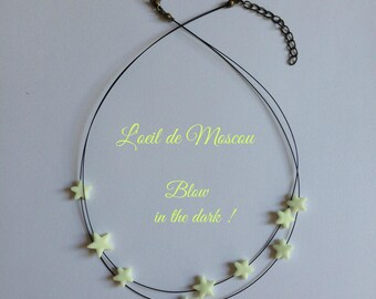 the necklace starry night in!