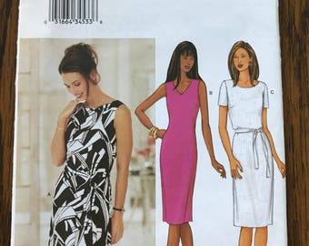 Butterick 3373 Fast & Easy Pattern