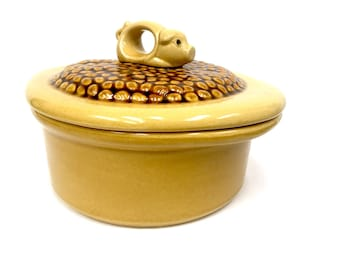 Pork and Beans Casserole Serving Dish 1960's