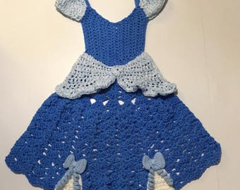 Crochet Precious Heirloom Christening Set Gown Outfit Baby